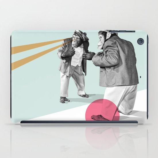 mirror, mirror on the wall. iPad Case