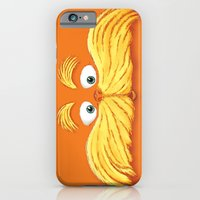 iPhone & iPod Case featuring My Lorax by TheCore