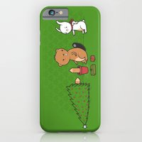 Beavers ruin Christmas iPhone 6 Slim Case