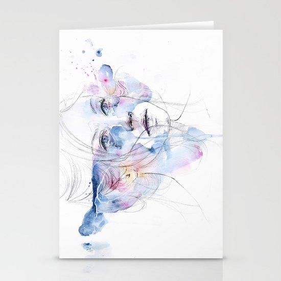 water show Stationery Card