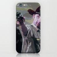 Rick Grimes iPhone 6 Slim Case
