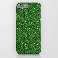 iPhone & iPod Case featuring Flowers by Sebastian Gomez de la Torre