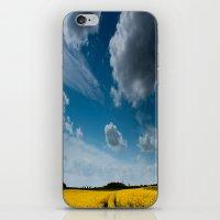 Blue Sky Thinking iPhone & iPod Skin