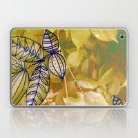 Leaves Evolved 1 Laptop & iPad Skin