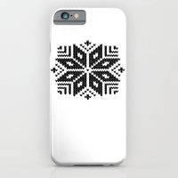 Knit Flake iPhone 6 Slim Case