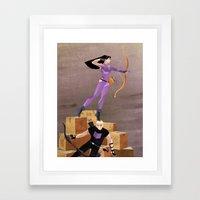 Hawkguys Framed Art Print
