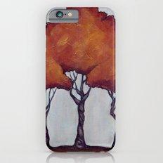Fall Crepe Myrtles Slim Case iPhone 6s