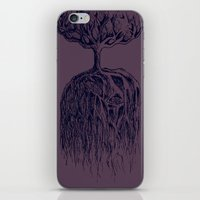 One Tree Planet iPhone & iPod Skin