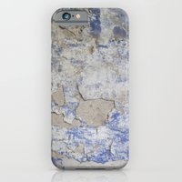 iPhone & iPod Case featuring Peeling Wall by Lauren Heywood