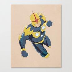 Nova Prime Canvas Print
