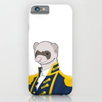 Captain Ferret iPhone 6 Slim Case