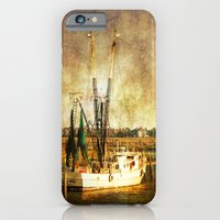 Old Shrimp Boat iPhone 6 Slim Case