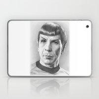 Spock - Fascinating (Sta… Laptop & iPad Skin
