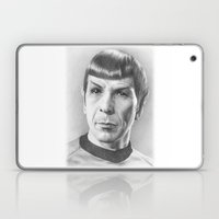 Spock - Fascinating (Star Trek TOS) Laptop & iPad Skin