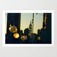 Art Print featuring Brief Moment Of Clarity  by Thomas Eppolito