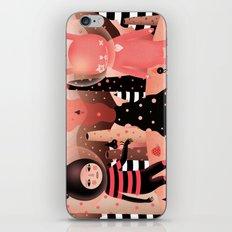 The magical mountain we shared - Muxxi X Paul Pierrot iPhone & iPod Skin