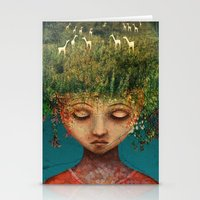 Quietly Wild Stationery Cards
