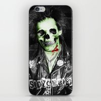 SidZOMBIE iPhone & iPod Skin