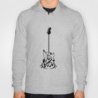 Guitar Of Notes Hoody