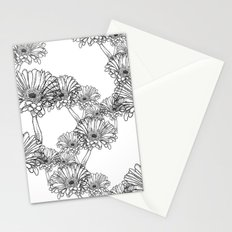 Flower One Stationery Cards