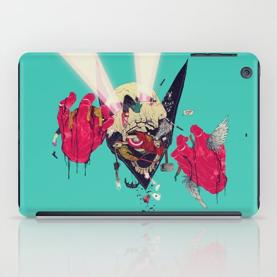 Hero Eater iPad Case