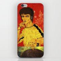 DJ Lee iPhone & iPod Skin