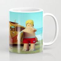Surf Dude Mug