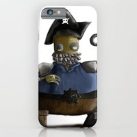 Iso, the Fat Captain iPhone 6 Slim Case