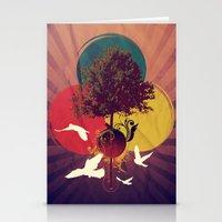 Wondertree Stationery Cards