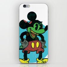 unDEADmouse iPhone & iPod Skin