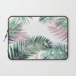 Laptop Sleeve - tropical leaves 2 - franciscomffonseca
