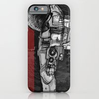 iPhone & iPod Case featuring Dieter Rams In Space by Futurism_
