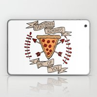 Everything Reminds Me of You Laptop & iPad Skin