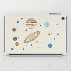 The Solar System - Planets, Moons, and Dwarf Planets iPad Case