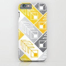 Bright Geometric Print iPhone 6 Slim Case