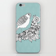 Bird II iPhone & iPod Skin