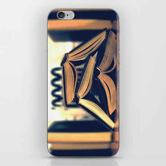 booksome iPhone & iPod Skin