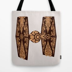 Thai Fighter Tote Bag