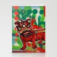 Gong Hey Fat Choy pt.2 Stationery Cards
