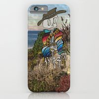 Billy At The Beach iPhone 6 Slim Case