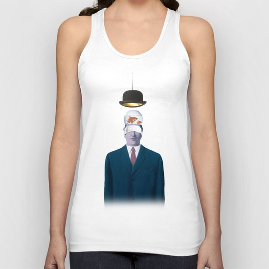 Under the Bowler Unisex Tank Top
