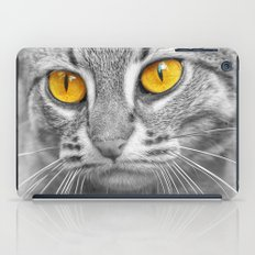 RUSTY SPOTTED CAT iPad Case