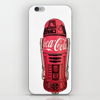 R2 Cola iPhone & iPod Skin