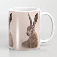 Eostre - The Hare Goddess  Mug
