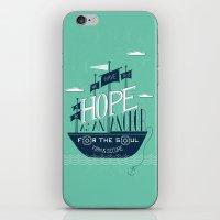 1/52: Hope As An Anchor  iPhone & iPod Skin