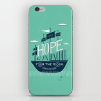1/52: Hope As An Anchor  iPhone & iPod Skin
