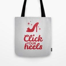 Click Your Heels Tote Bag