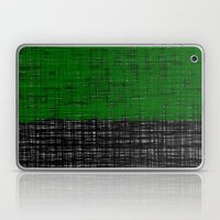 platno (green) Laptop & iPad Skin