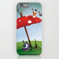 The Eyez - Umbrella iPhone 6 Slim Case