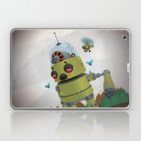 Monster Robot Toy Laptop & iPad Skin